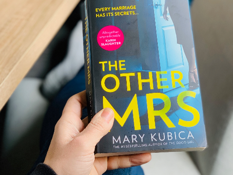The Other Mrs by Mary Kubica ★★★★★