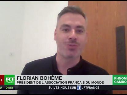Motifs impérieux retour en France - Florian Bohême dénonce une atteintes aux libertés fondamentales.