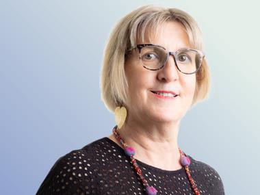 Françoise Gouézou - 58 ans - Siem Reap