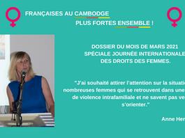 Dossier du mois de mars 2021 : droits des femmes