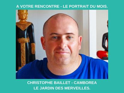 Christophe Baillet - Camborea, le jardin des merveilles