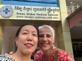En bref : un nouveau centre médical francophone à Kampot