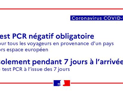Où faire un test PCR à Phnom Penh en vue d'un séjour en France ?