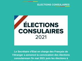 Les élections des Conseillers des Français de l'étranger sont fixées au 29/30 mai 2021