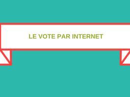 Comment voter par internet ?