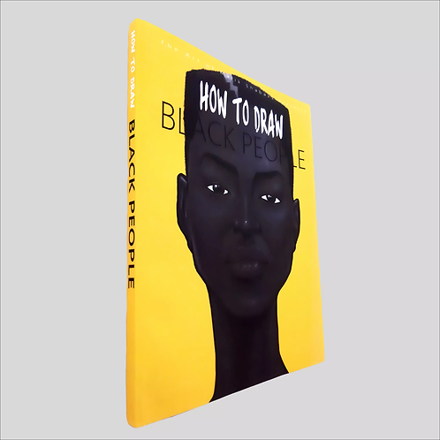 How To Draw Black People (Physical copy)