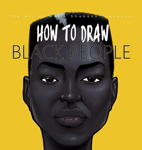 How To Draw Black People (Digital Copy)