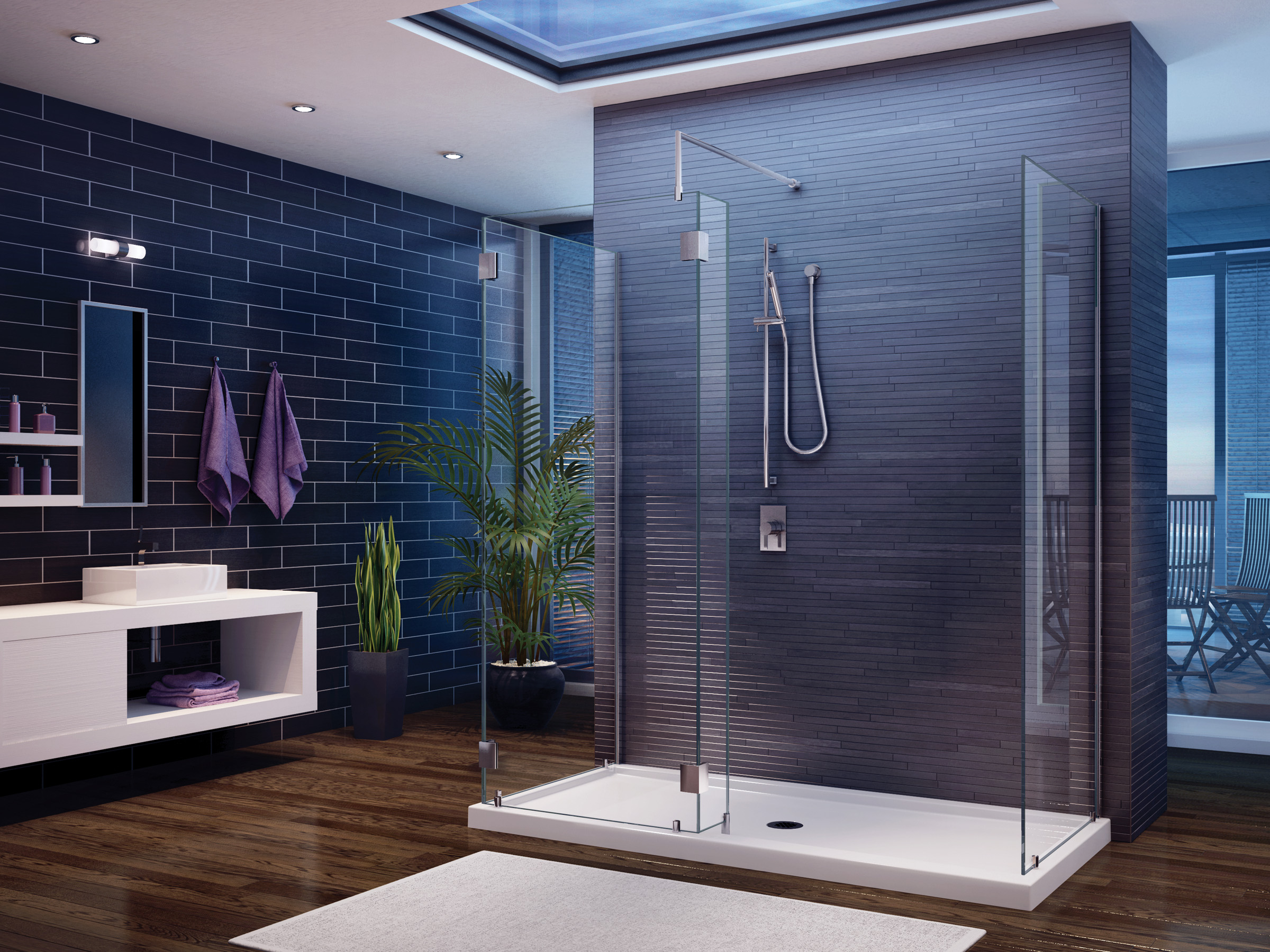 glass shower home page imaage