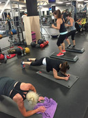 Small Group Personal Training is a Fitness First gym