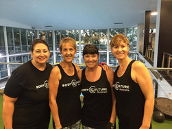 Small Group Personal Training and Smiles