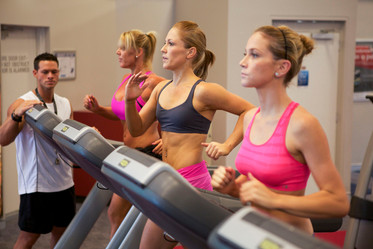 Group and Treadmill