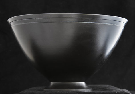 Keith Murray Black Basalt Bowl