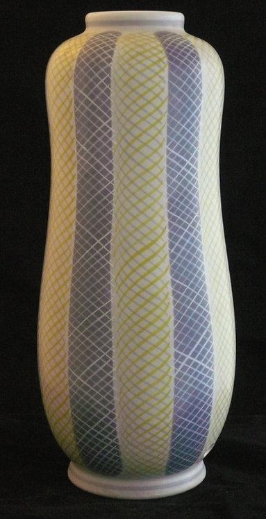 Poole Pottery Freeform Lamp