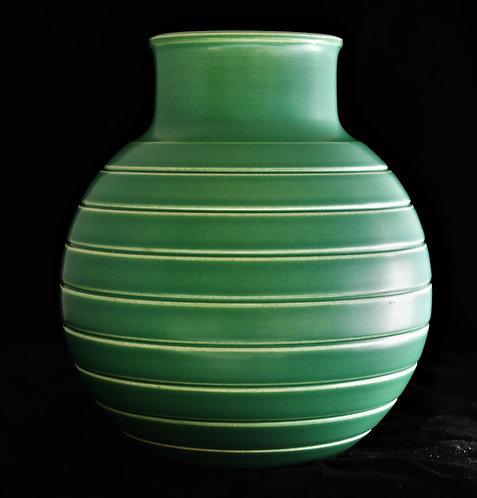 Keith Murray Wedgwood Matt Green Vase