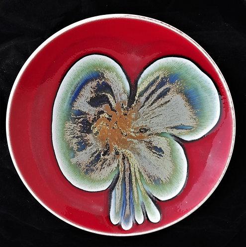 Poole Delphis Plate