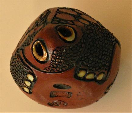 Poole Pottery Atlantis Tortoise - SOLD