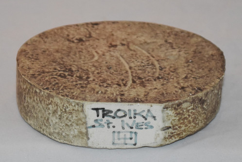 Very Early Extra Small Troika Wheel Vase Sold