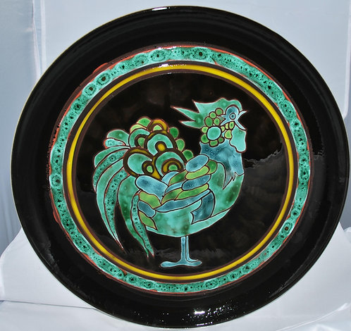 Poole Pottery Ionian Charger