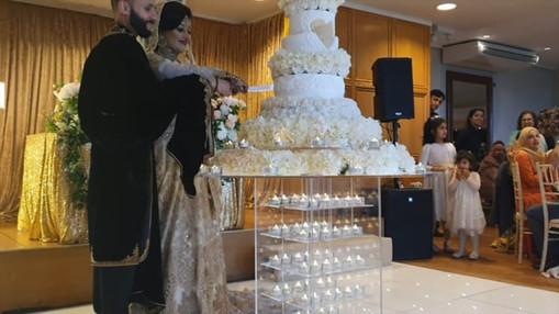GRAND WEDDING CAKES