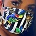 Designer Animal Print Breathable Face Mask