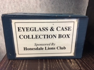 Lions Club Eyeglass Recycling