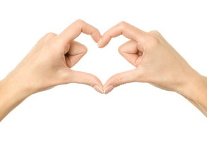 Hands and Hearts Working Together