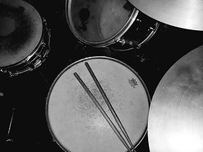 Kevin Campion's drums.