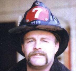 New York Firefighter Richard T. Muldowney, Jr. a.k.a. Muldoon