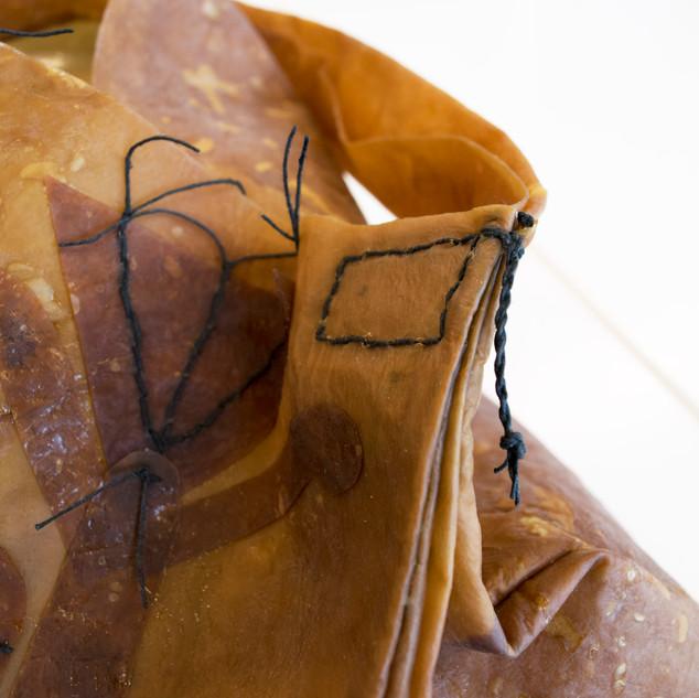 Wastelands, carrier bag