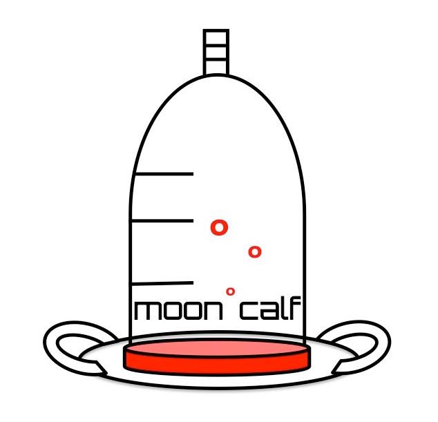 Mooncalf product logo
