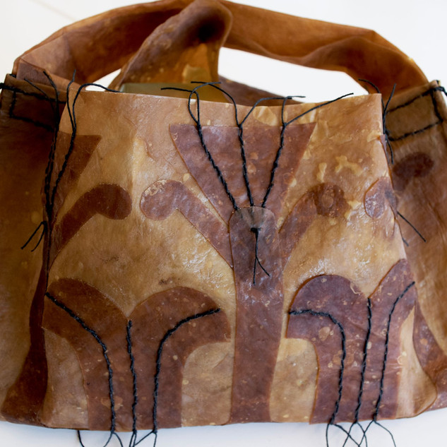 Wastelands, carrier bag