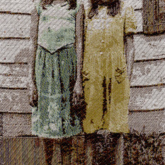 Sonya + Osanna, after William Gale Gedney