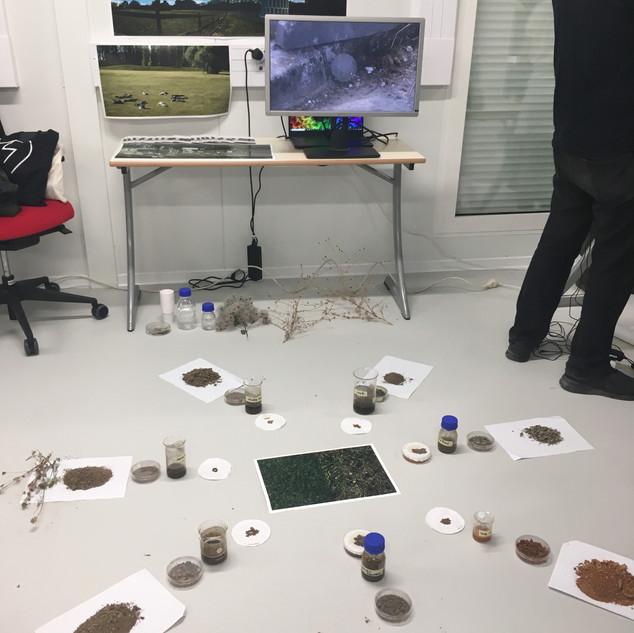 (LAB)yrinth installation/performance