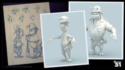 Planet 51, Ilion Animation (2009)