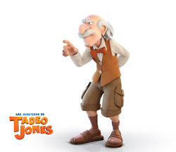 Tadeo Jones (2012)
