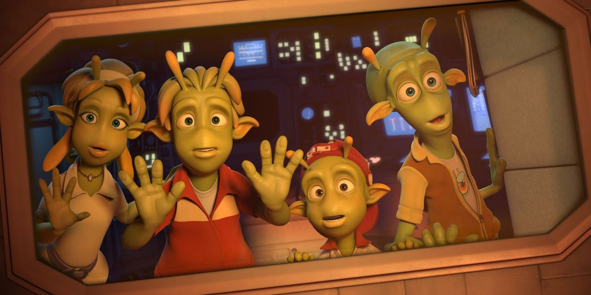 Planet 51, Ilion Animation (2009)