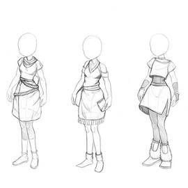 Aya Costumes