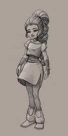 Aya Sketch