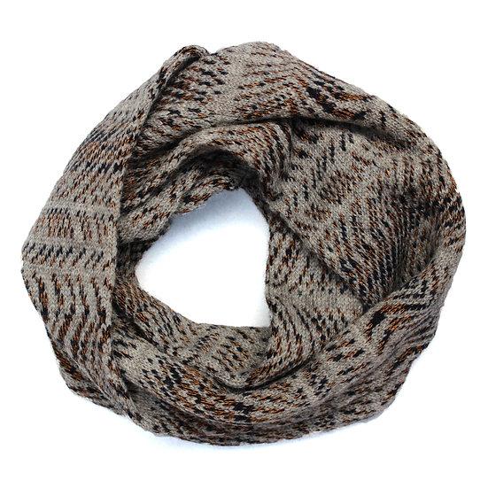 Glaw loop scarf | night