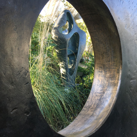 Hepworth; an inspiration