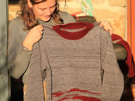 Journey to Jessye Boulton Knitwear