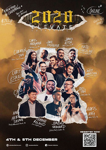 Elevate Conference 2020 Poster