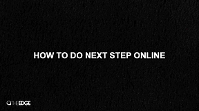 How To Do Next Step Online