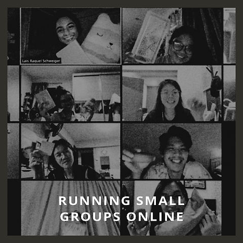 Running Small Groups Online
