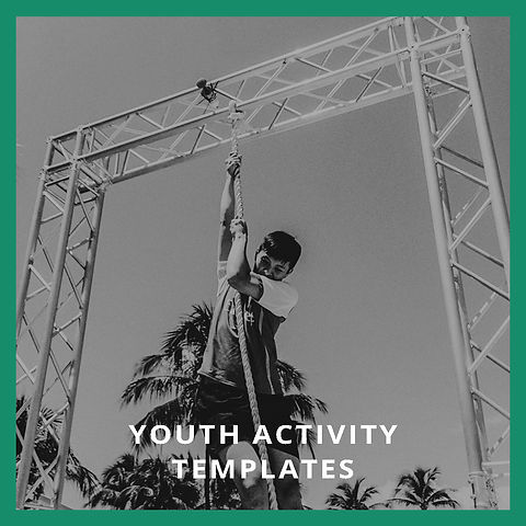 Youth Activity Templates