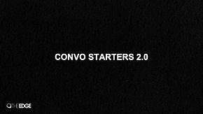 Convo Starters 2.0
