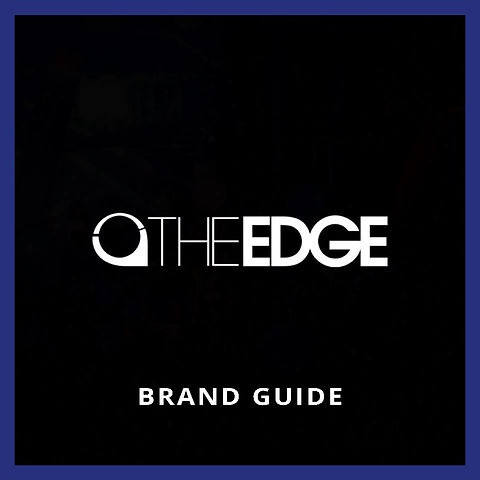 TheEDGE Brand Guide