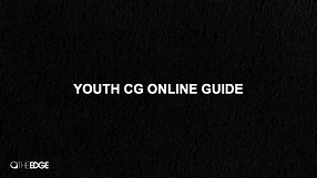 Youth CG Online Guide