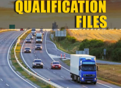 Driver Qualification Files