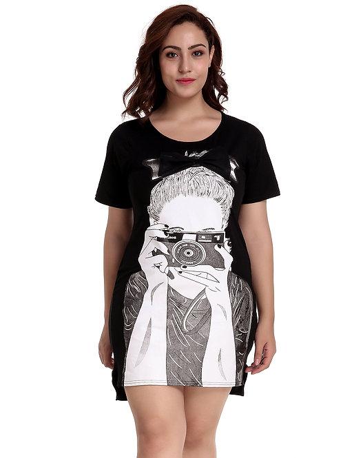 שמלה אופנתית דגם: 470